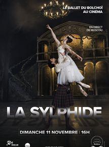 La Sylphide (Bolchoï - Pathé Live)