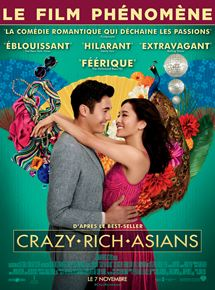 Crazy Rich Asians EN Streaming vf
