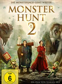 Chasseur de monstres 2 streaming