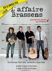 L'Affaire Brassens – Concert