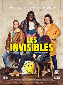 Vignette document Les  invisibles