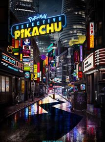 Détective Pikachu stream