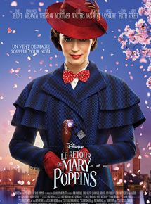 Le Retour de Mary Poppins en streaming vf complet