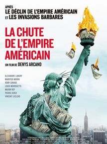 La Chute de l'Empire américain streaming