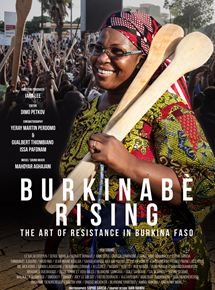 BURKINABE RISING: The Art of Resistance in Burkina Faso streaming