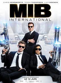 Men in Black: International streaming