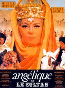 Angélique et le sultan streaming