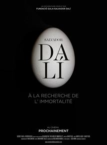 Salvador Dalí : A la recherche de l'immortalité streaming