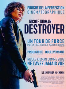 Destroyer en streaming vf complet