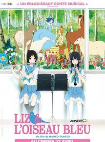 Liz et l'oiseau bleu streaming
