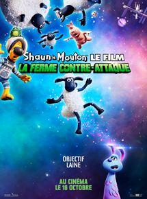 Shaun le Mouton Le Film : La Ferme Contre-Attaque streaming