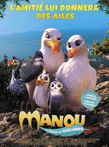Manou, à l'école des goélands en streaming