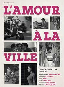 voir L'Amour à la ville streaming
