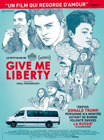 Image result for give me liberty, movie, film official site