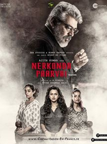 Nerkonda Paarvai en streaming