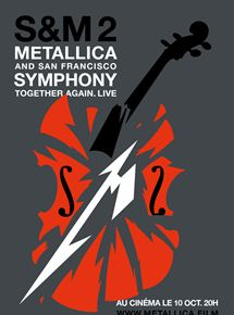 Metallica & San Francisco Symphony : S&M 2 streaming gratuit