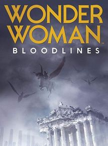 Wonder Woman: Bloodlines streaming