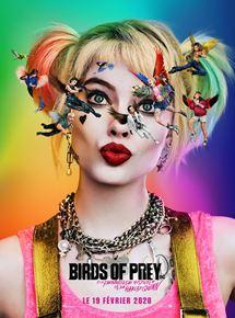 Birds of Prey et la fantabuleuse histoire de Harley Quinn stream