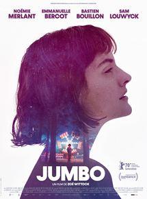 Jumbo streaming