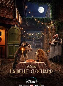 La Belle et le Clochard streaming