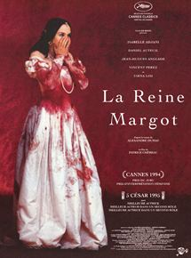 La Reine Margot streaming
