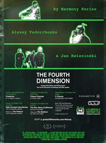 The Fourth dimension streaming