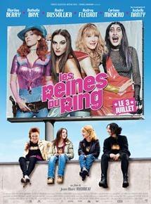 Les Reines du ring VOD