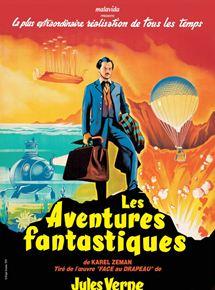 voir Les Aventures fantastiques streaming