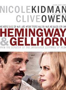 Hemingway & Gellhorn streaming