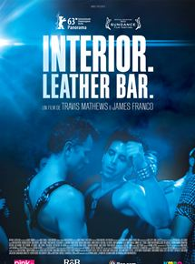 Interior. Leather Bar.
