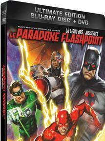La Ligue des justiciers - Le paradoxe Flashpoint