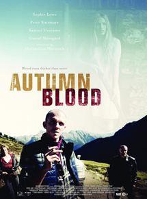 Autumn Blood streaming