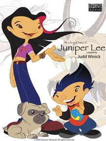 Juniper Lee