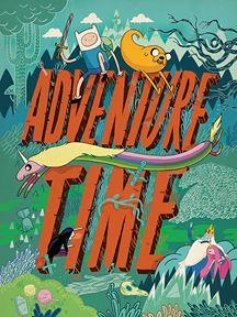 Adventure Time avec Finn et Jake