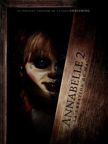 Annabelle 2 : la Création du Mal Bande-annonce VO