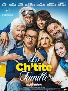 La Ch'tite famille Bande-annonce VF