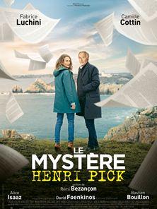 Le Mystère Henri Pick Bande-annonce VF
