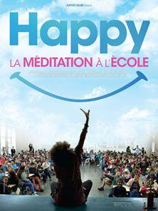Happy, la Méditation à l'école Bande-annonce VF