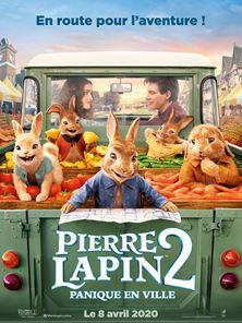 Pierre Lapin 2 : Panique en ville VO