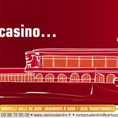 Programme Cinéma Casino Val André