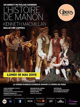 L'histoire de Manon (UGC Viva l'opéra - FRA cinéma)