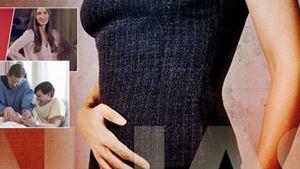 Cachez cette grossesse que je ne saurais voir !