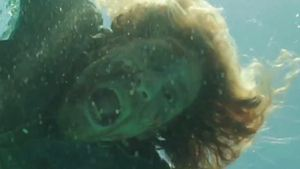 Fear the Walking Dead saison 2 : un premier teaser en pleine mer !