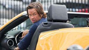 Transformers 5 : Mark Wahlberg au volant de Bumblebee sur le tournage