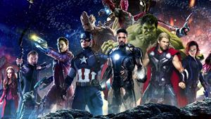 Avengers : Infinity War s