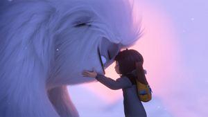 Abominable: de quoi est inspiré l'adorable créature du film d'animation?