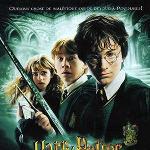 Harry Potter Et La Chambre Des Secrets : Affiche Photo