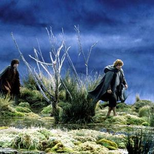 Le Seigneur des anneaux : les deux tours : Photo Elijah Wood, Sean Astin