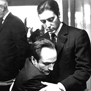 Le Parrain, 2e partie : Photo Al Pacino, John Cazale