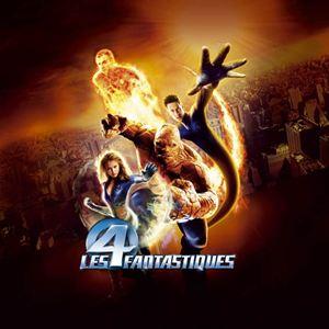 Les 4 fantastiques film 2005 allocin - Femme invisible 4 fantastiques ...